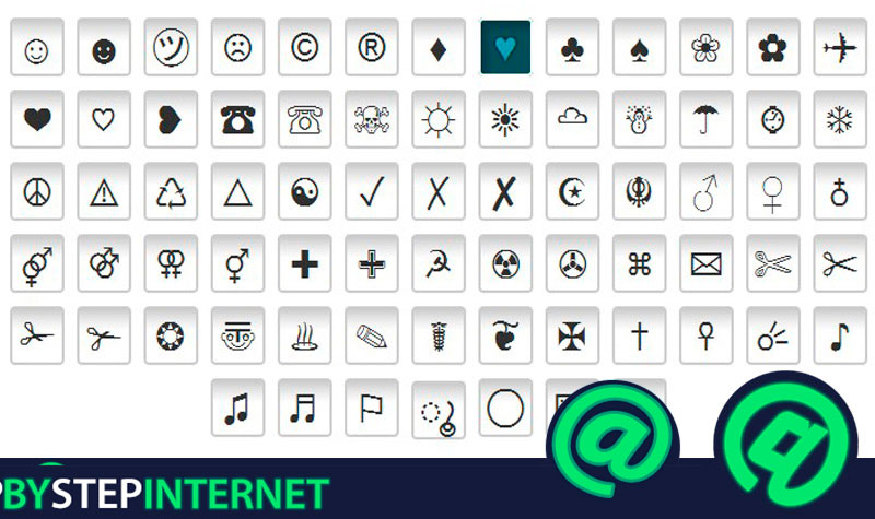 Liste kopieren emoticons zum Emojis Zum