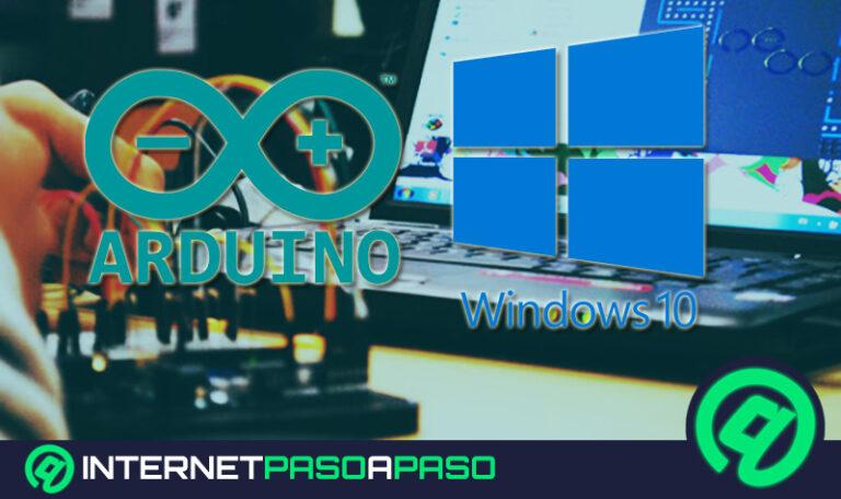 Wie kann ich Arduino unter Windows herunterladen und