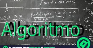 Algorithme: qu'est-ce que c'est