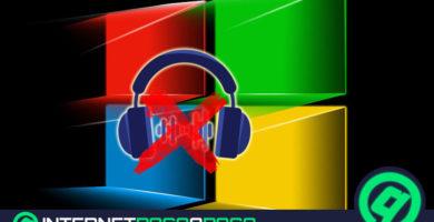 Correction de l'erreur: aucun périphérique de sortie audio installé sur Windows 10