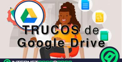 Google Drive Tricks: devenez un expert avec ces trucs et conseils secrets - Liste 2020