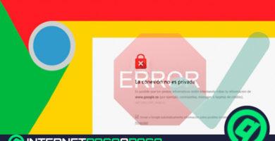 """Comment corriger l'erreur """"La connexion n'est pas privée"""" dans Google Chrome? Guide étape par étape"""