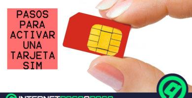 Comment activer une puce ou une carte SIM? Guide étape par étape