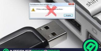 Comment supprimer la protection en écriture d'une clé USB protégée en écriture? Guide étape par étape