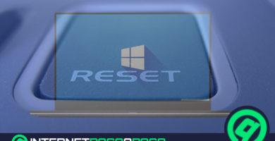 Comment réinitialiser Windows 10 et réinitialiser le système aux paramètres d'usine? Guide étape par étape