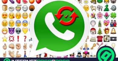Comment mettre à jour les emojis WhatsApp? Découvrez les nouvelles émoticônes