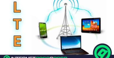Réseau LTE: de quoi s'agit-il et à quoi sert-il en téléphonie mobile?