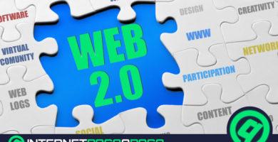 Pages Web 2.0: qu'est-ce que c'est