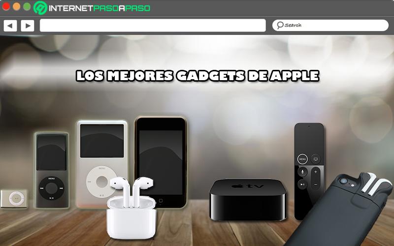 Lista de todos los gadgets fabricados por Apple para potenciar sus dispositivos