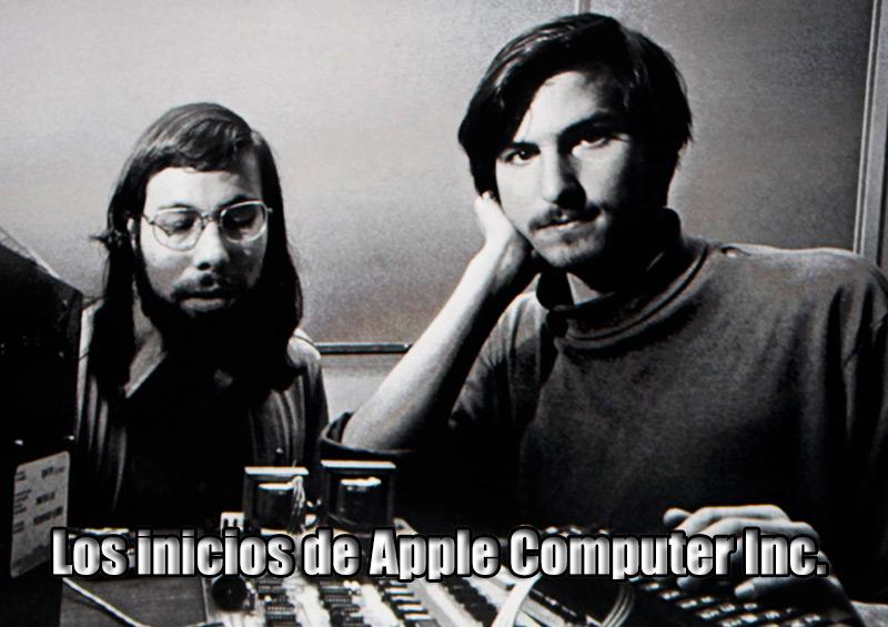 ¿Cómo y cuándo se fundó Apple? Historia de la manzana mordida