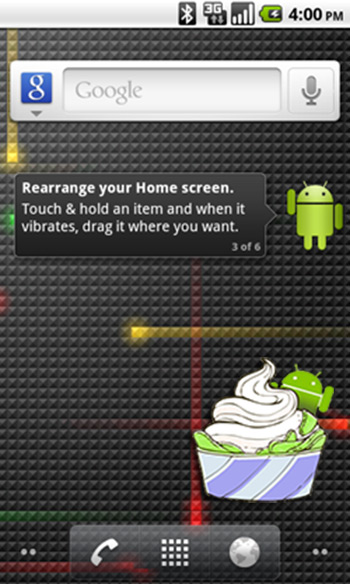 Android Froyo (2.2)