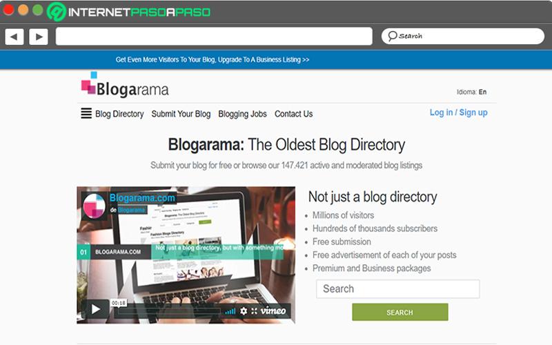 Blogorama