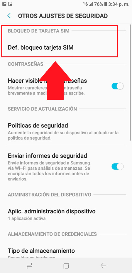 Cómo desbloquear la red de tu Samsung y utilizarlo con cualquier operador