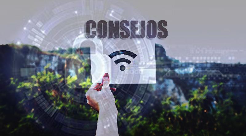 Consejos para navegar de forma segura por Internet a través de una conexión wifi pública abierta