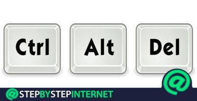 Control-Alt-Delete on Mac What is it