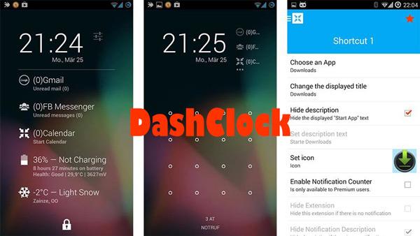 DashClock