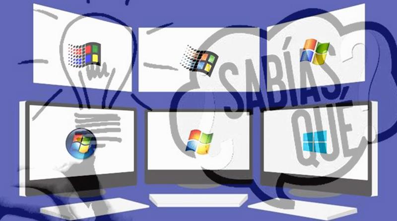 Datos curiosos de Windows que posiblemente no conocías