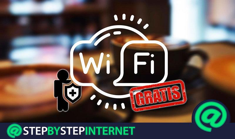 Free WiFi: How to connect to public wireless networks safely and have free Internet?