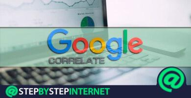 Google Correlate; What is it