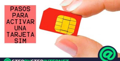 How to activate a chip or SIM card? Step by step guide