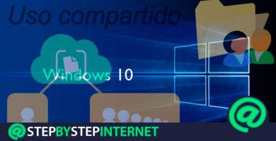 How to activate network detection and configure sharing to increase your privacy in Windows 10? Step by step guide