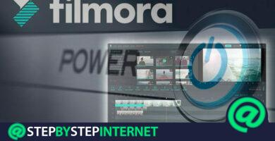 How to activate the Wondershare Filmora video editing program? Step by step guide