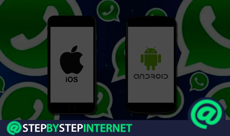 How to activate the dark mode of Whatsapp Messenger for Android and iOS? Step by step guide