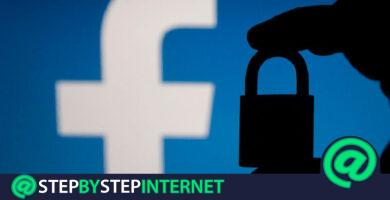 How to activate the two-step verification of Facebook to improve the security of your profile? Step by step guide