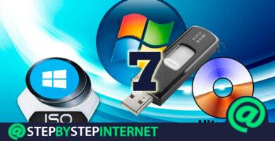How to boot my Windows 7 computer from a bootable USB easily and quickly? Step by step guide