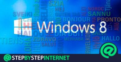 How to change the language of Windows 8? Step by step guide
