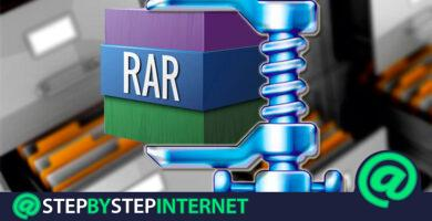 How to compress and decompress a file in RAR format so that it weighs less? Step by step guide