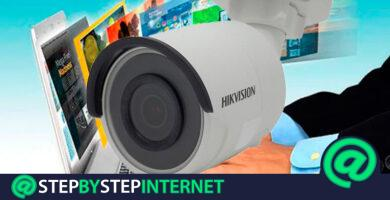 How to configure an IP camera to view images remotely? Step by step guide