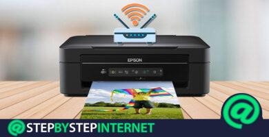 How to connect the printer with Wi-Fi wireless connection? Step by step guide