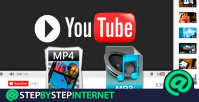 How to convert YouTube videos to MP3 or MP4 format safely on any device? Step by step guide