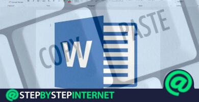 How to copy and paste text and images in Microsoft Word and keep its format? Step by step guide