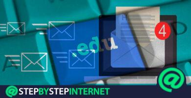How to create a free .edu email account? Step by step guide