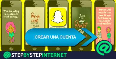 How to create a free Snapchat account in Spanish quickly and easily? Step by step guide