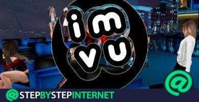 How to create an account in Imvu in Spanish easy and fast? Step by step guide