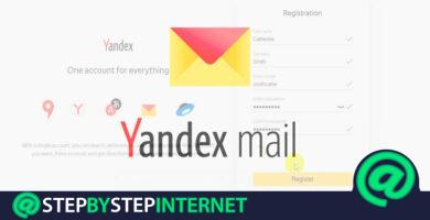 How to create an email account in Yandex Mail? Step by step guide
