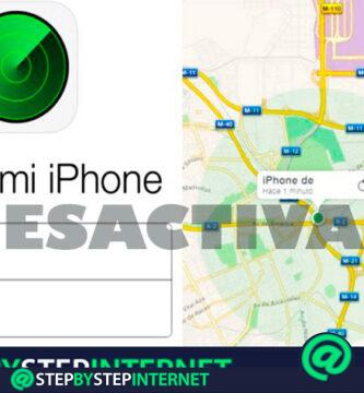 "How to deactivate the activation lock of ""Find my iPhone""? Step by step guide"