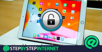 How to deactivate the activation lock on iPad easy and fast? Step by step guide