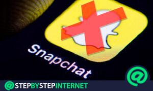 How to delete a SnapChat account forever? Step by step guide