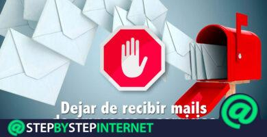 How to delete all your email subscriptions in Gmail fast and easy? Step by step guide