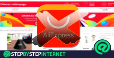 How to delete an AliExpress account easily and quickly forever? Step by step guide