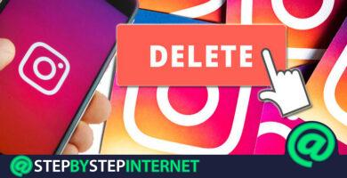 How to delete an Instagram account forever? Step by step guide