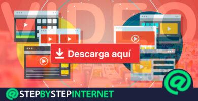How to download videos from the Internet from any website online and for free? Step by step guide