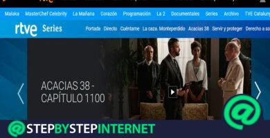 How to download videos from RTVE.es to watch them without an Internet connection? Step by step guide