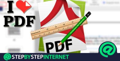 How to edit PDF documents online with iLovePDF? Step by step guide