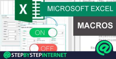 How to enable or disable macros in Microsoft Excel? Step by step guide