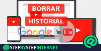 How to erase all the Youtube history on the computer and mobile phone? Step by step guide